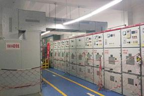 恒德国际一期,二期专用配电工程