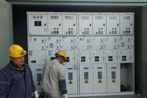银翔朗琴湾二期配电工程