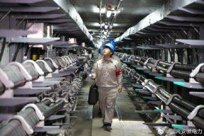 安徽首条110千伏电缆隧道运行平稳