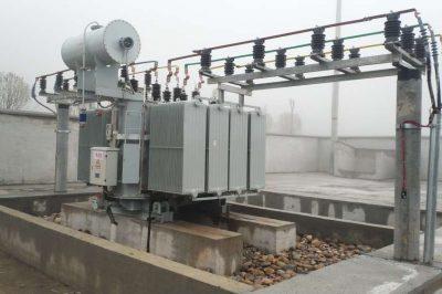 绿岛源35kV线路和变电站于2019年7月11日顺利投运