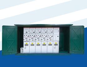 10KV环网柜充气柜固体绝缘柜