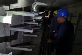 圆满完成银西高铁重点工程建设线路迁改任务