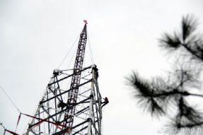 河南800千伏特高压直流输电线路工程
