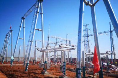 企业工厂可以自建变电站吗
