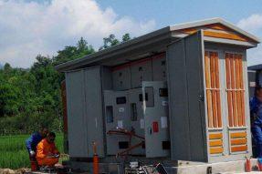 东旭重庆巴南八公里项目施工箱变安装工程