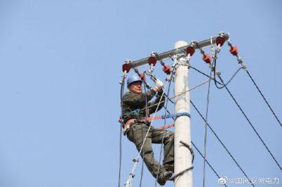 涡阳县供电公司加快推进新一轮农村电网改造升级建设进度