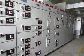 新普科技增容630KVA配电工程