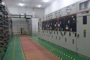 重庆恒大滨河左岸永久用电工程