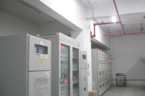 重庆旭福达光电科技有限公司10KV配电工程