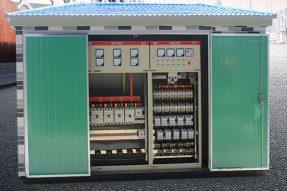 特成汽车315KVA箱式变电站检修
