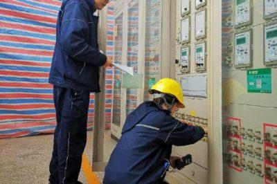 重庆电力 110千伏翠湖变电站现场