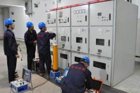 重庆站变配电设备试验及整治