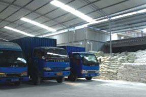 重庆博饰得建材有限公司250KV箱变安装工程