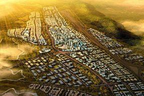 重庆西部现代物流产业园配电工程