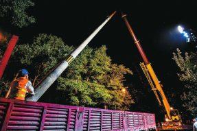 中冶铁山坪项目F2地块施工用电