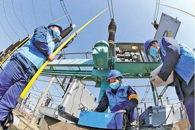 哪些属于电力工程施工范围?