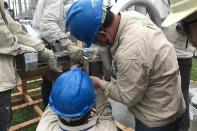 南京三汊湾500千伏变电站增容工程