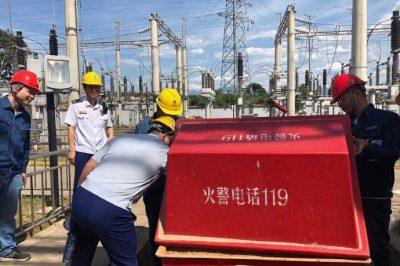 消防设施检查为安全运行保驾护航