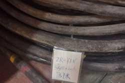 电缆YJV-3*25+2*16(37米)