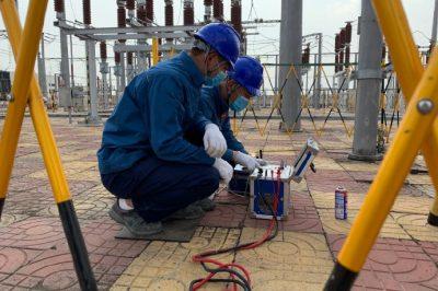 更换110千伏电流互感器以及部分保护设