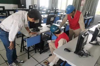 全力以赴做好义务教育质量监测点电力保障工作