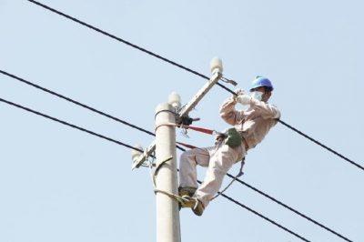 线路升级改造 确保电网可靠供电