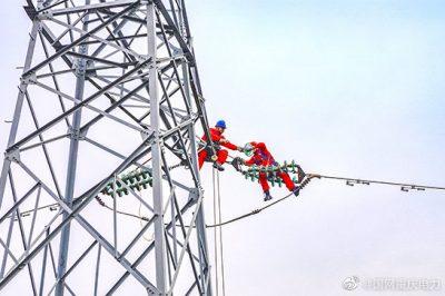 重庆电网冬季负荷12次创新高 公司多举措保障电力供应