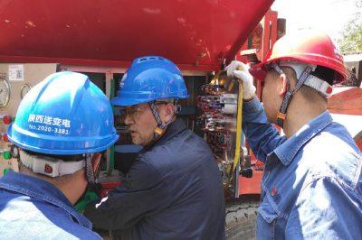 牵引机改造为1000千伏南长(南昌一长沙)工程提速增效